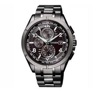 AT8166-59E シチズン ATTESA アテッサ アナログ 電波腕時計