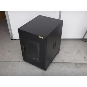 C-BOX ワイズ STEALTHONE サーバーラック 付属品なし