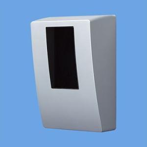 パナ スマートデザイン東京電力管内を除く全電力管内用 WHMボックス1コ用・30A - 120A用 ホワイトシルバー BQKN8315S n-denservice