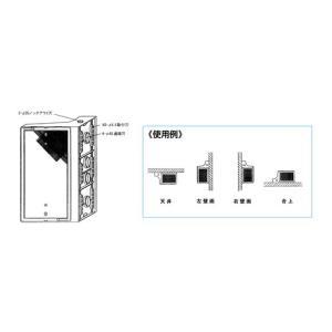 ◆積算電力量計 〜3Φ3W120A ◆メーターボックス 〜3相小 ※計器箱3相小は、取付板より一部は...