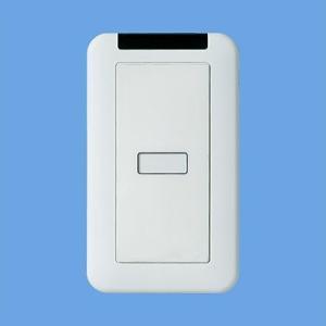 パナ 光線式ワイヤレススイッチ発信器(壁固定・1コ用)(8チャンネル対応形) WS7601K n-denservice