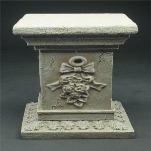 【ガーデニング】 ローマスタンドA(花) 【置物】|n-garden