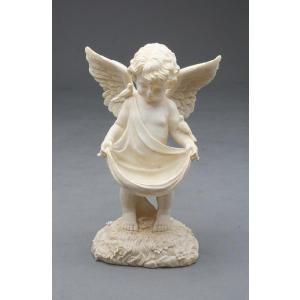 【ガーデニング】フレアーエンジェルL 【天使の置物】|n-garden