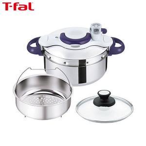 T-fal (ティファール) クリプソ ミニット パーフェクト圧力鍋 4.5L P4620635 グループセブジャパン|n-kitchen