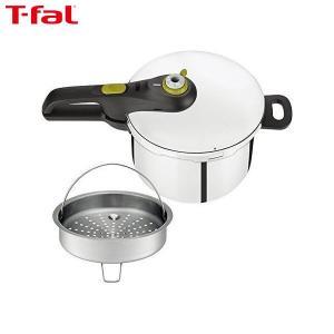 T-fal (ティファール) 圧力鍋 6L 片手鍋 セキュア ネオ 2016年モデル P2530744|n-kitchen