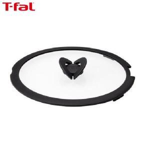 T-fal (ティファール) バタフライガラス蓋 インジニオ・ネオ 28cm L99367|n-kitchen
