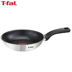 T-fal (ティファール) コンフォートマックス IH対応 ステンレス フライパン 20cm FP20 C99402|n-kitchen