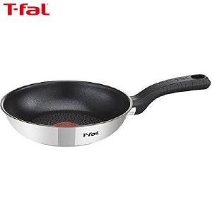 T-fal(ティファール) コンフォートマックス IHステンレスフライパン 20cm C99402|n-kitchen