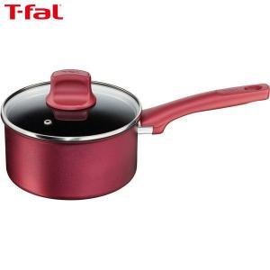 T-fal ティファール 片手鍋 IHルビー・エクセレンス ソースパン IH対応 18cm C62223|n-kitchen