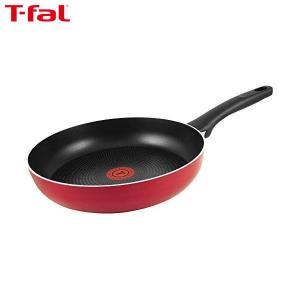 T-fal(ティファール) フライパン 29cm ガス火専用 フェアリーローズ フライパン パワーグライド 4層コーティング 取っ手つき IH非対応 C50007|n-kitchen