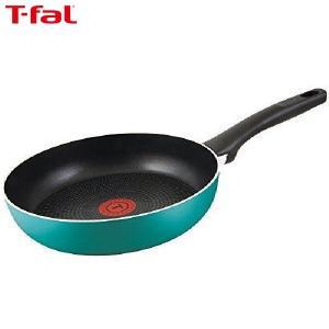 T-fal(ティファール) フライパン 27cm ガス火専用 ラグーン フライパン パワーグライド 4層コーティング 取っ手つき IH非対応 C50106|n-kitchen
