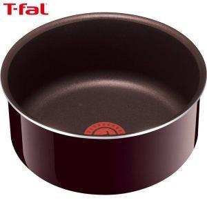 T-fal(ティファール) インジニオ・ネオ マホガニー・プレミア ソースパン?20cm L63130|n-kitchen