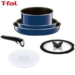 T-fal(ティファール) インジニオ・ネオ グランブルー・プレミア セット6 L61490 n-kitchen