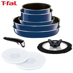 T-fal(ティファール) インジニオ・ネオ グランブルー・プレミア セット10 L61492|n-kitchen