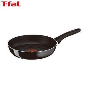T-fal(ティファール) フライパン 29cm ガス火専用 ハードチタニウム・プラス フライパン チタン 5層コーティング 取っ手つき IH非対応 D51507|n-kitchen