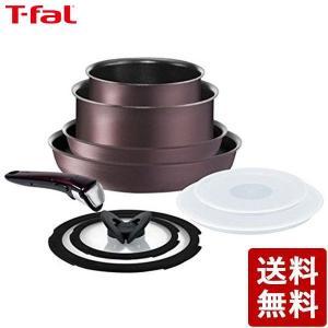 T-fal (ティファール) インジニオ・ネオ IHブルゴーニュ・エクセレンス セット9 L66692 n-kitchen
