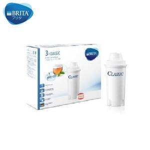 BRITA(ブリタ) ポット型浄水器 交換用フィルターカートリッジ CLASSIC(クラシック) 3個パック|n-kitchen