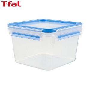T-fal(ティファール) 密閉保存容器 スクエア 1.75L 519002|n-kitchen