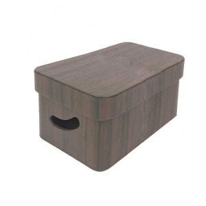 rucot 収納ボックス M ブラウン ふた付き RCT-FBR-BR ルコット 東洋ケース n-kitchen