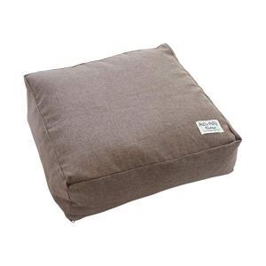 かけ布団がクッションになる布団収納袋 ブラウン ふとん収納 L08510 サンベルム n-kitchen