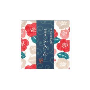 和布華 奈良の蚊帳生地 ふきん 椿の華 TYF-876 プレーリードッグ n-kitchen