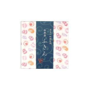 和布華 奈良の蚊帳生地 ふきん 果実小紋 TYF-880 プレーリードッグ n-kitchen