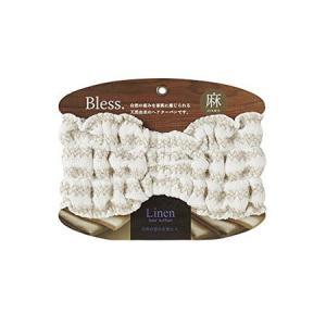 Bless(ブレス) ヘアターバン 麻 BL-303|n-kitchen