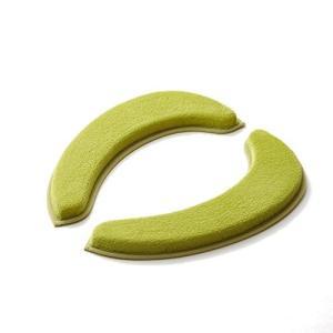 マシュマロ便座クッション スカンジナビアン GR 緑(グリーン) MB-801 藤栄|n-kitchen