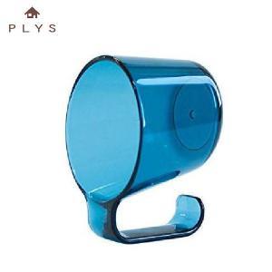 プリスベイス(PLYS base) タンブラー ブルー オカ n-kitchen