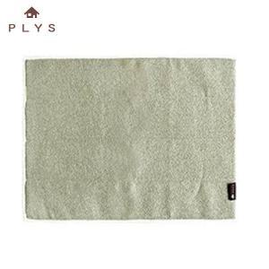 PLYS 水切り吸水マット Mサイズ 約30×40cm グリーン オカ|n-kitchen