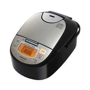 Panasonic(パナソニック) IHジャー炊飯器 (5.5合炊き) ステンレスブラック SR-VFC1060-K|n-kitchen