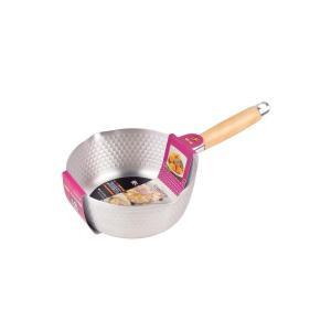 ヴァンテ IHアルミ行平鍋 18cm HB0187 パール金属|n-kitchen