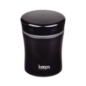 キープス フードマグ270 ブラック HB0266 パール金属|n-kitchen