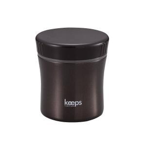 キープス フードマグ400 ブラック HB0272 パール金属|n-kitchen