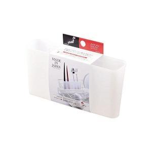 プラスチック製水切りポケット メイドインジャパン HB1787 パール金属|n-kitchen