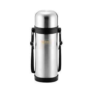 水筒 1000ml コップ 付き ダブル ステンレスボトル リフレス HB-2425 パール金属 n-kitchen