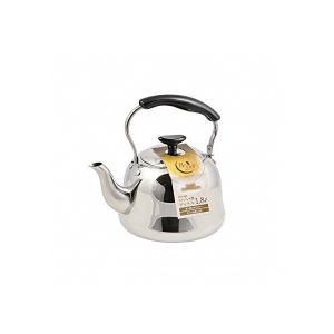 月のうさぎ ステンレス製ケットル 1.8L HB-2862 パール金属|n-kitchen