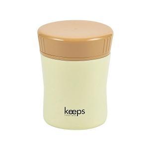 キープス フードマグ 270 クリーム HB-3340 パール金属|n-kitchen