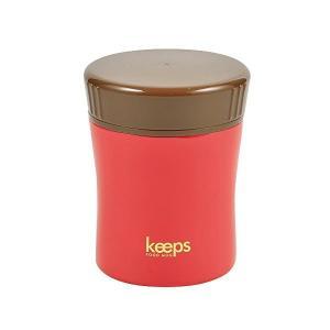 キープス フードマグ 270 レッド HB-3341 パール金属|n-kitchen
