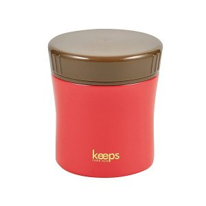 キープス フードマグ 400 レッド HB-3345 パール金属|n-kitchen
