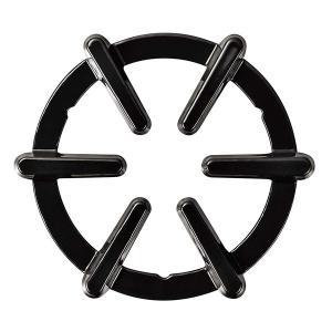 フェール 鍋敷き 鉄鋳物製 ホーロー加工 16cm ブラック HB-4201 パール金属 n-kitchen