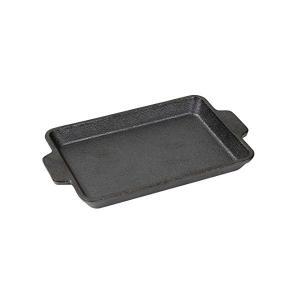 キャプテンスタッグ(CAPTAIN STAG) 鉄板 プレート 鋳物 グリルプレート B6サイズ UG-34/43/44カマドスマートグリルB6適応 UG-42カマドスマートグリルUG-1554|n-kitchen