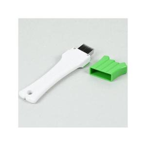 ベストコ Stlye Tools ガジェコン 白髪ねぎカッター 安全キャップ付 LB-209 スタイルツールズ パール金属|n-kitchen