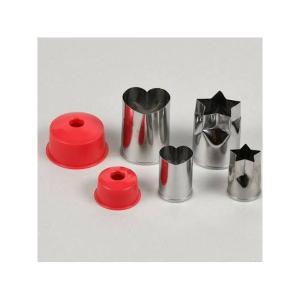 ベストコ Stlye Tools ガジェコン 楽しいフルーツ抜型セット LB-215 スタイルツールズ パール金属|n-kitchen