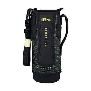 THERMOS(サーモス) 交換用部品 スポーツボトル (FFZ-1001F)用 ハンディポーチ ブラックイエロー ハンディポーチ FFZ-1001F|n-kitchen