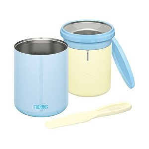 THERMOS(サーモス) 真空断熱アイスクリームメーカー 200ml ラムネ KDA-200-RN|n-kitchen