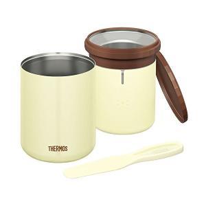 THERMOS(サーモス) 真空断熱 アイスクリーム メーカー 200ml クッキー KDA-200-CK|n-kitchen