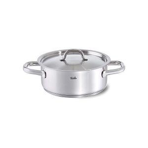 Fissler 両手鍋 ステンレス 24cm ファミリーライン キャセロール IH対応 耐熱 33-120-24 フィスラー n-kitchen