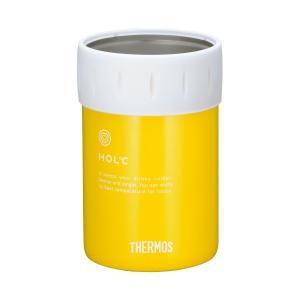 THERMOS(サーモス) 保冷缶ホルダー 350ml缶用 イエロー JCB-351 n-kitchen