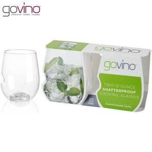 ゴヴィノ (govino) 白ワイングラスセット 375ml BH JAPAN n-kitchen